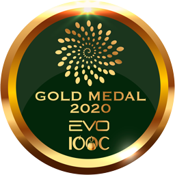 2020 EVO IOOC Gold Medal