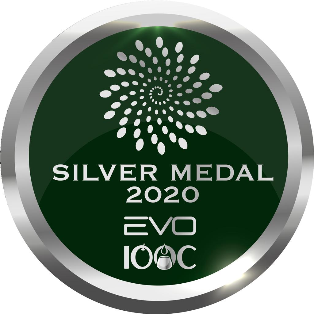 Concorso 2020 EVO IOOC Silver Medal