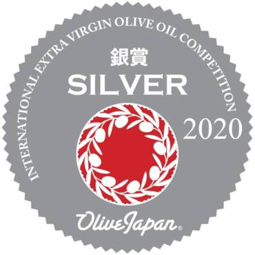 Concorso Olive Japan Medaglia d'Argento